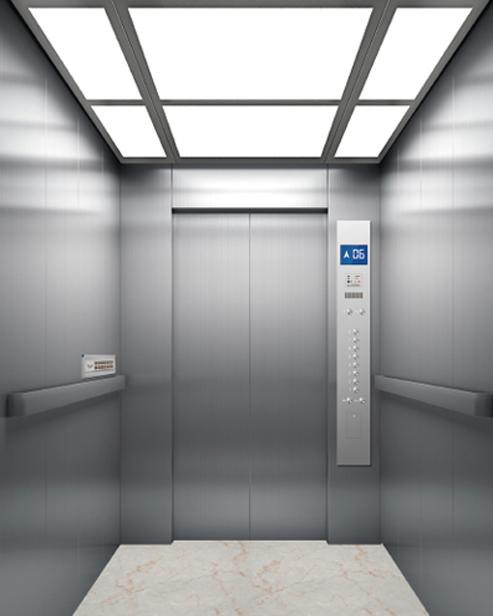 آلة غرفة سرير مصعد