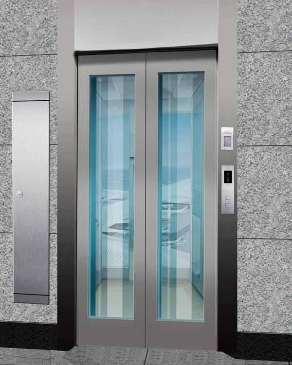 المصعد بدون تلفاز