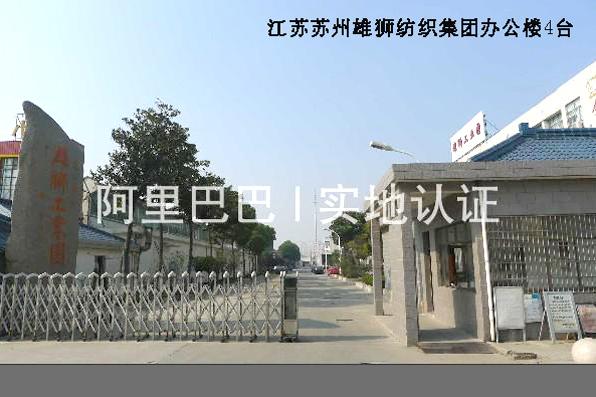 مبنى المكاتب جيانغسو سوتشو ليونز المجموعة