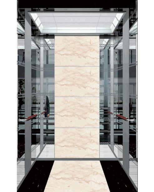 سيارة ركاب مصعد سيارة الديكور SSE-J049