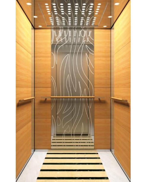 سيارة ركاب مصعد سيارة الديكور SSE-J055