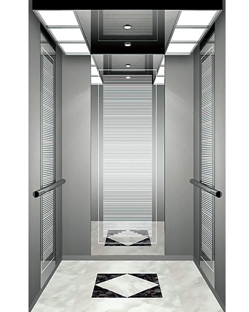 سيارة ركاب مصعد سيارة الديكور SSE-J012