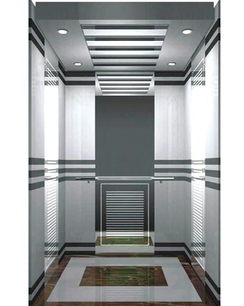 سيارة ركاب مصعد سيارة الديكور SSE-J013
