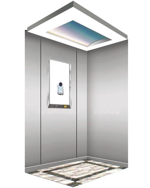 فيلا مصعد سيارة الديكور SSE-V001