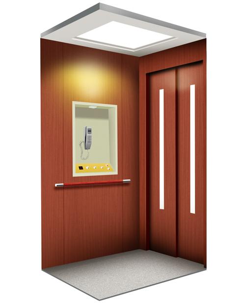 فيلا مصعد سيارة الديكور SSE-V004
